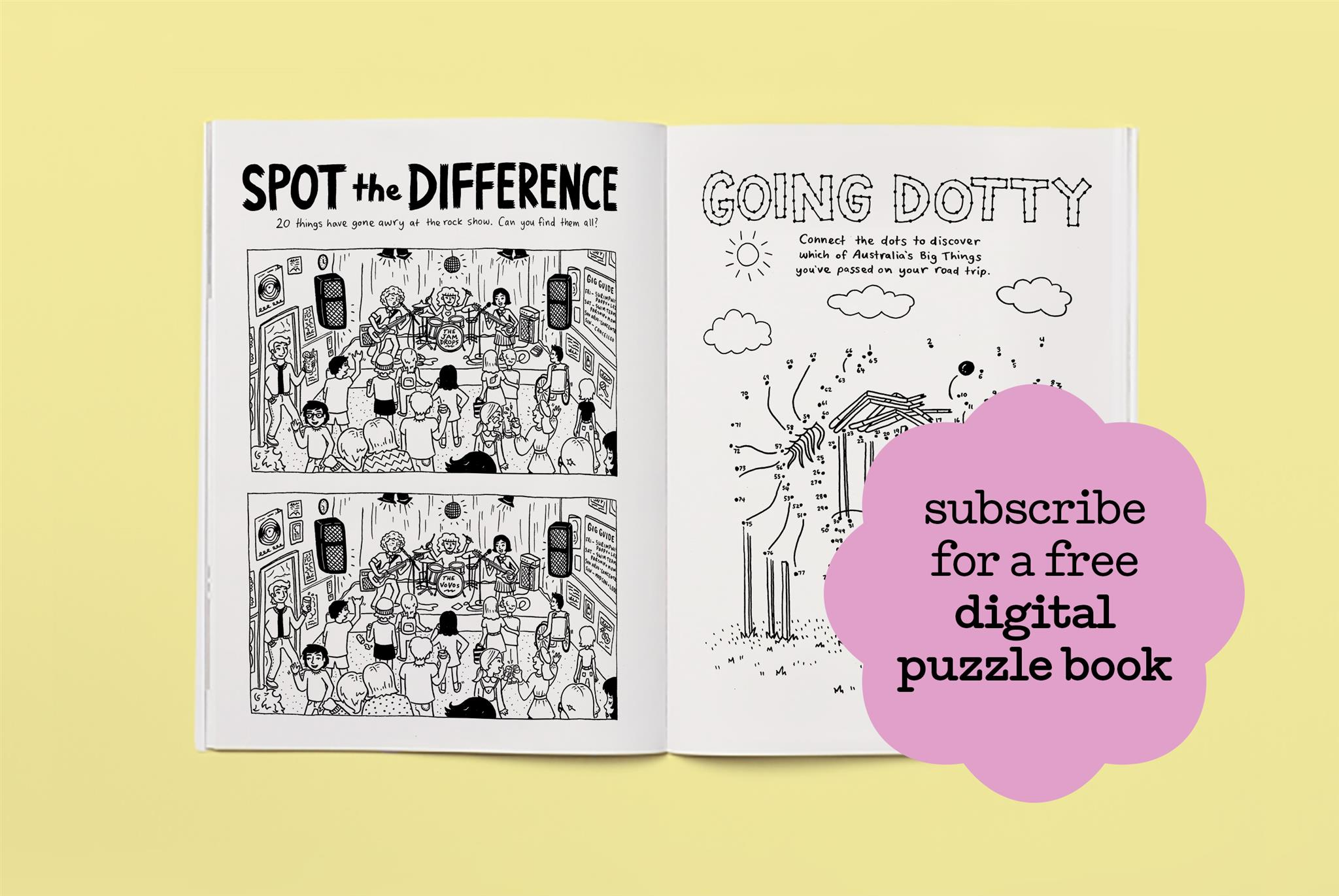 subscribe to frankie issue 95 free puzzle book download