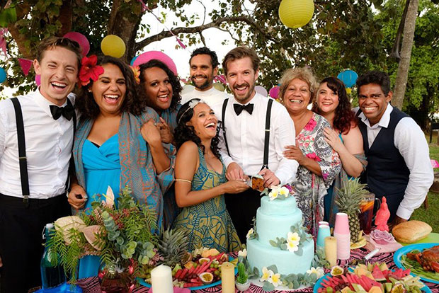 top end wedding frankie interview miranda tapsell
