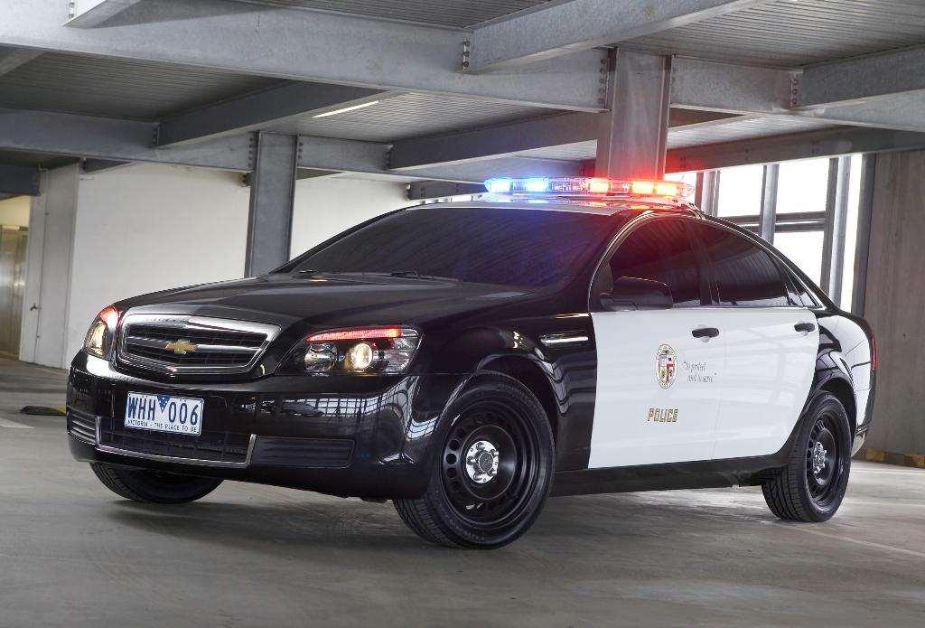 Crime tech: Inside Holden's future police car - PC & Tech ...