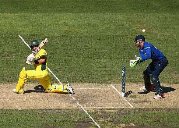 AUS V ENG: Finch on fire - Cricket - Inside Sport