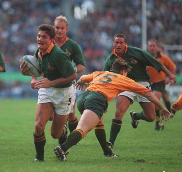 South West Rugby Cups: Flashback To The 1995 Rugby World Cup