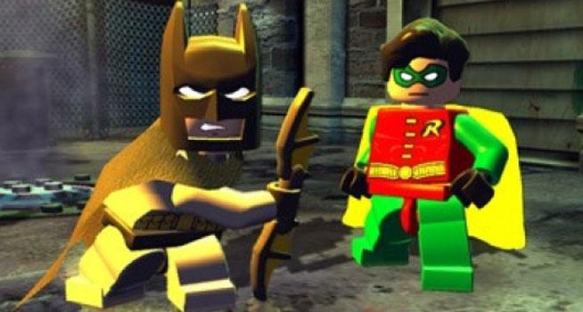 LEGO Batman Cheat Codes - K-Zone