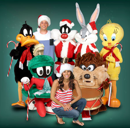 Looney Tunes at Carols by Candlelight 2013