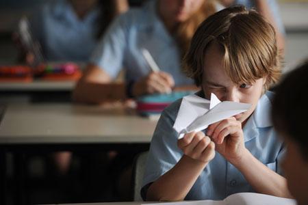 Paper plane movie