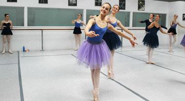 Ballerina: famous performances