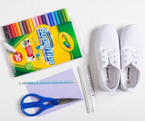 DIY Shoes Materials
