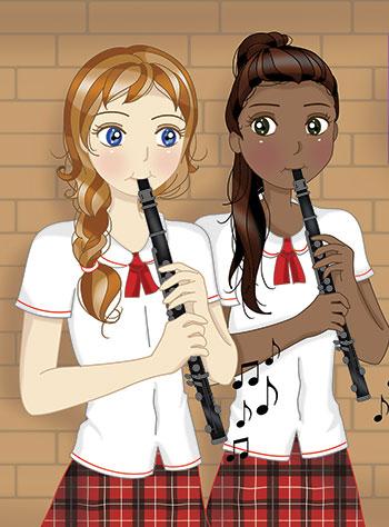 Jessie's blog school musical