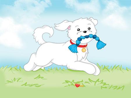 Jessie's dog