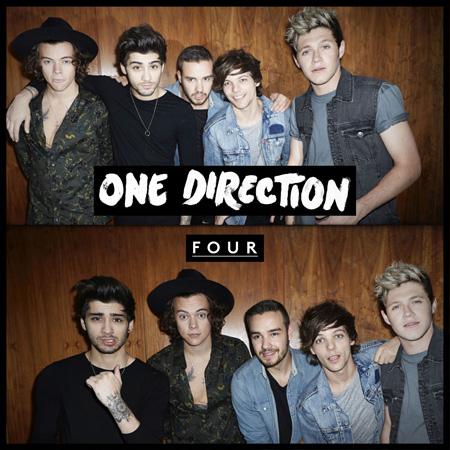 One Direction new album Four