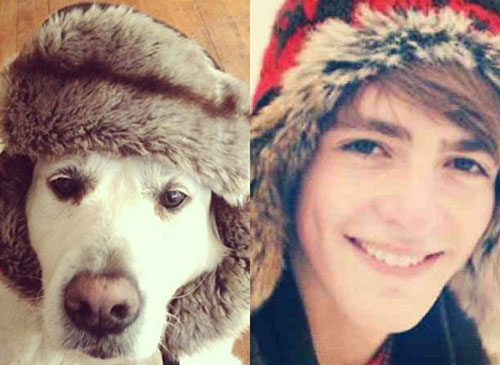 Rocky Lynch - who wore it better?