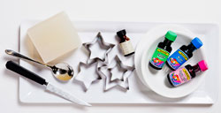 Scented Soap Materials