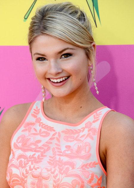 Stefanie Scott! Photo: Getty Images