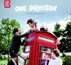 Take Me Home - Album Cover. Photo: Facebook