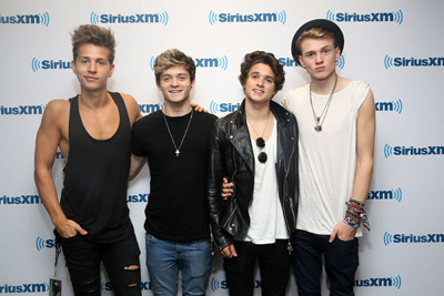 The Vamps chat to TG