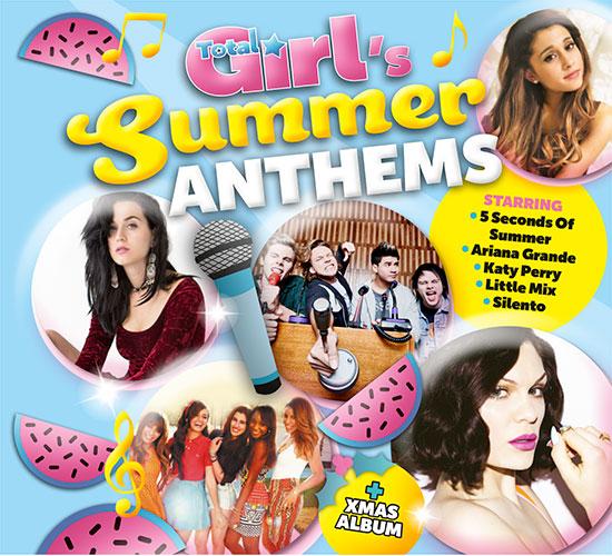 Total Girl Summer Anthems Album
