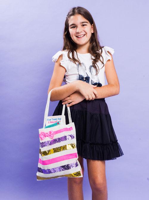 Total Girl Tote Bag