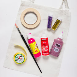 What you need to make TG's Tote Bag