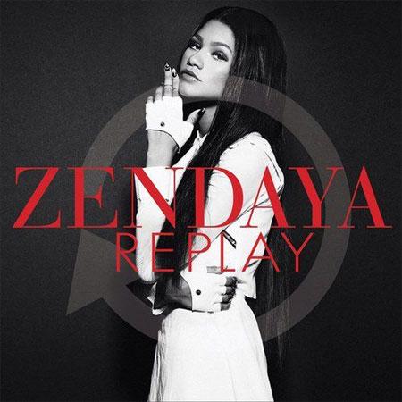 Zendaya's new song! Photo: Facebook