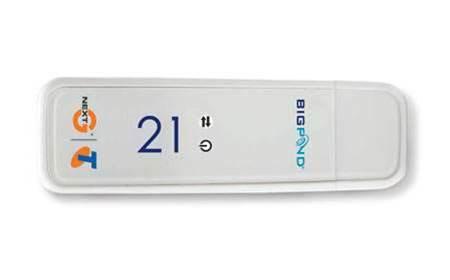 Telstra's BigPond 21 USB modem